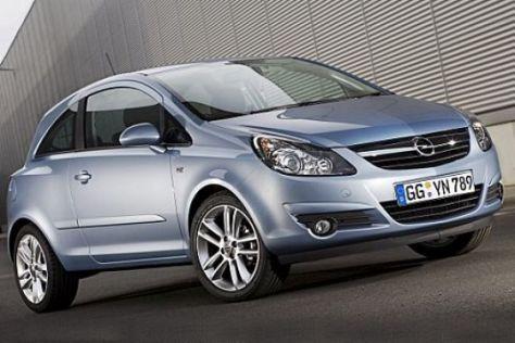Opel Corsa ab 10.990 Euro