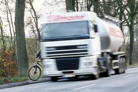 Lkw-Maut auf Bundestraßen