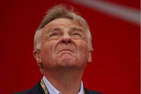 Keine Einigung: Max Mosley besteht auf dem FIA-Reglement für 2010