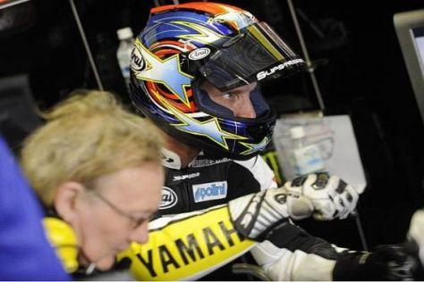 Colin Edwards ist die Strecke in Le Mans fast wie auf den Leib geschneidert