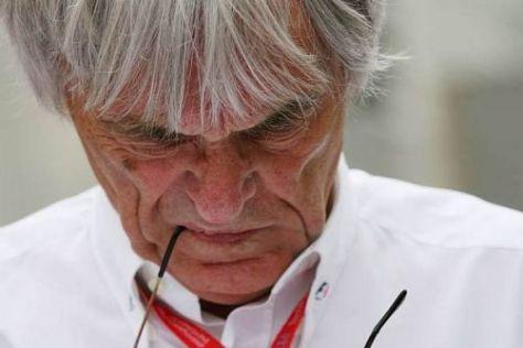 Bernie Ecclestone glaubt, dass Simon Gillett seine Probleme meistern kann