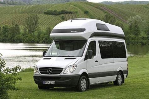 Mercedes Sprinter James Cook (2006)