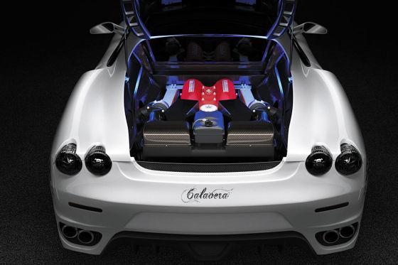 Novitec Unique Sportscars Ferrari F430 Calavera