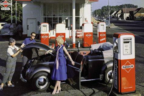 Durch die Adern der jungen Republik fließt Benzin.