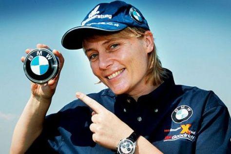 Interview mit Jutta Kleinschmidt