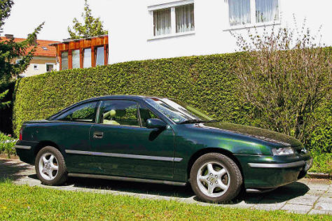 Opel Calibra V6 (1994)