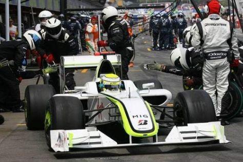 Jenson Button will in Monaco zu seinem fünften Saisonsieg fahren