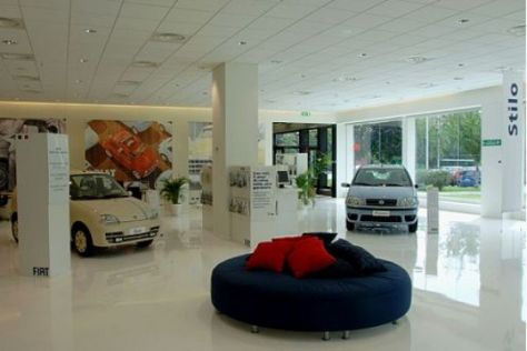 Ikea-Möbel für Fiat