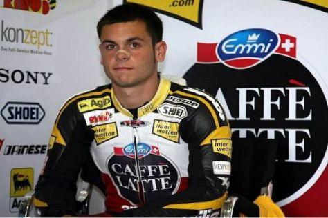 Sandro Cortese war mit seinem Le-Mans-Auftritt alles andere als zufrieden