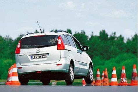 Neues ESP für den Mazda5