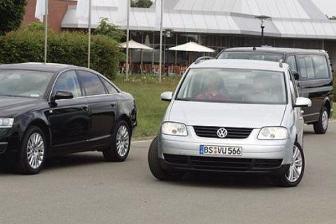Parkassistent für VW Touran