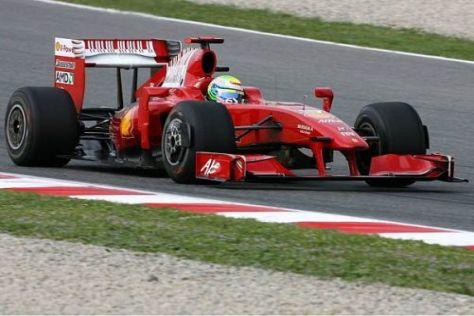 Felipe Massa rechnet sich Chancen auf einen Monaco-Podestplatz aus