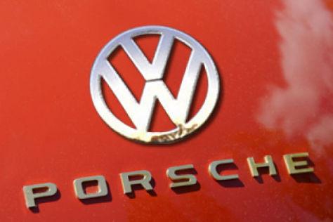 Logomontage VW + Porsche