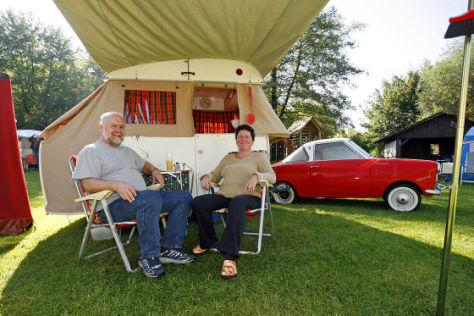 Dethleffs Camper Goggomobil TS 300