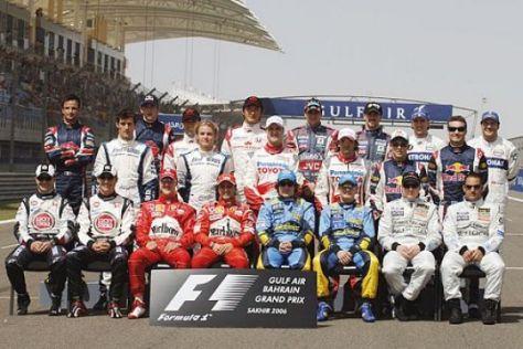 Stühlerücken in der Formel 1