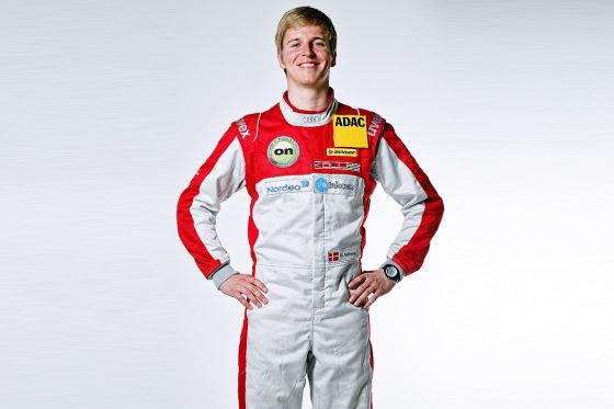 DTM-Fahrer Christian Bakkerud