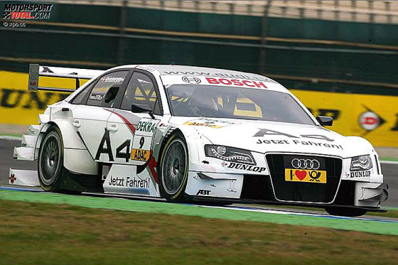 Tom Kristensen DTM Audi A4