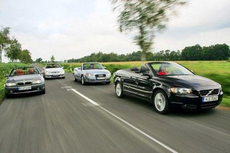 Viersitzige Cabrios im Test