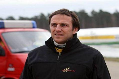 Christian Abt ist an diesem Wochenende beim 24-Stunden-Rennen in der Eifel