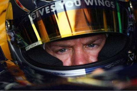 Sebastian Vettel erlebte in Monte Carlo keinen perfekten Trainingsauftakt