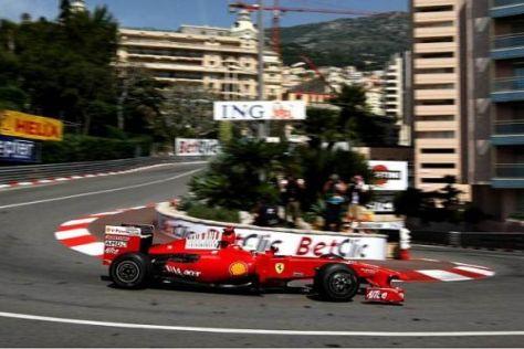 Felipe Massa klagt noch über zu schnell abbauende Hinterreifen