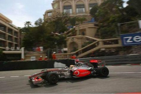 Lewis Hamilton will im Rennen in die Top 5 kommen