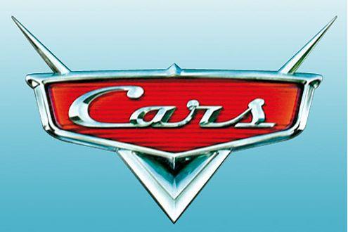 Jedes Detail stimmt: Das Logo für den Film ähnelt einer Automarke.