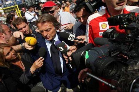 Luca di Montezemolo glaubt, dass eine Einigung heute näher gerückt ist