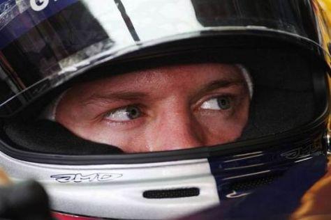 Sebastian Vettel hofft darauf, dass im Rennen am Sonntag noch etwas Würze ist
