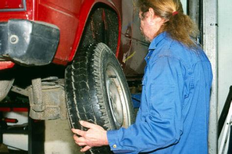 Neue Vorschriften für den Reifenwechsel