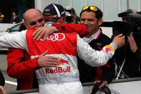 Abt und Audi hatten bei Mattias Ekström eine besondere Quali-Taktik