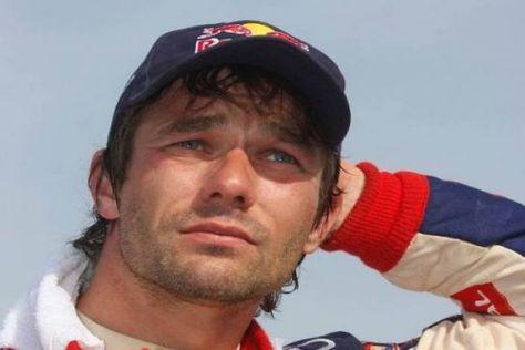 Sébastien Loeb erlebte auf Sardinien den ersten Rückschlag der Saison