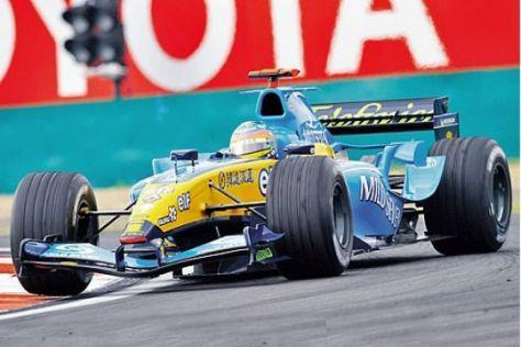 Zweikampf in der Formel 1