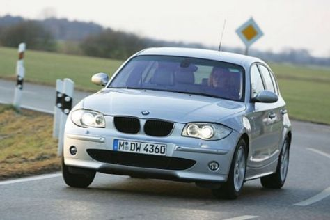 Serviceaktion BMW 1er/ 3er