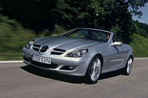 Sportpaket für den Mercedes SLK