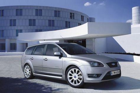 Sondermodell Ford Focus Turnier Sport TDCi
