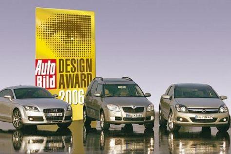 AUTO BILD Design Award 2006