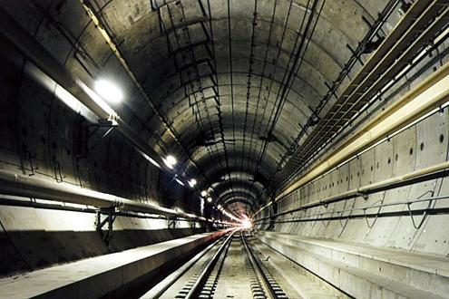 Herrscht bald gähnende Leere im Eurotunnel? In sechs Monaten soll eine Entscheidung fallen.
