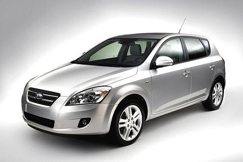 Einen guten Ausblick auf das neue Kompaktmodell von Hyundai könnte der von Kia vorgestellte Ed geben.