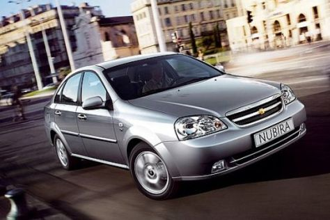 Chevrolet Modelljahr 2007