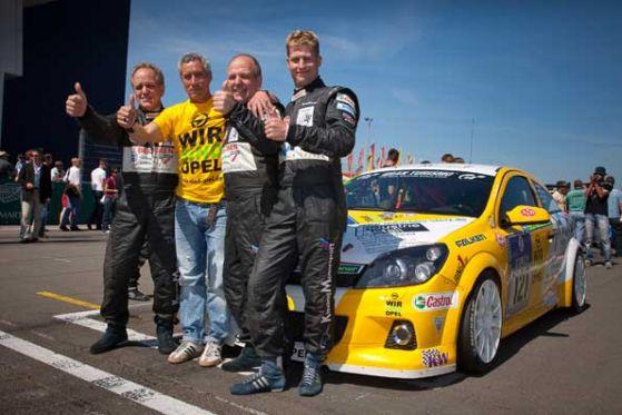 24 Stunden Rennen Nürburgring 2009, Ralph Herford und das Team Kissling
