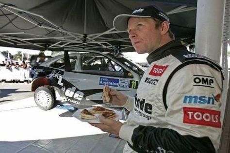 Petter Solberg denkt weiter darüber nach, sich ein anderes Auto anzuschaffen