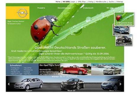 Satte Rabatte bei Opel und Ford