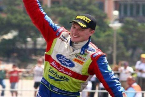 Jari-Matti Latvala konnte und durfte auf Sardinien den Sieg holen