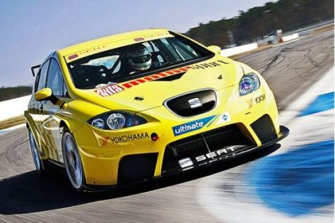 Tracktest Seat Leon Supercopa