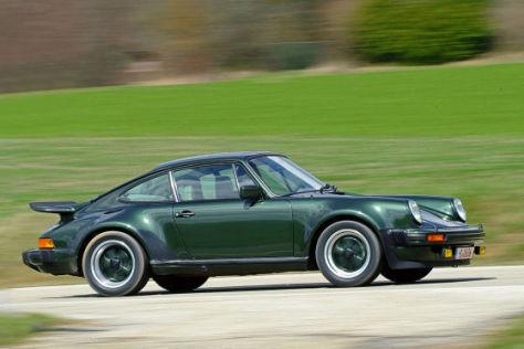 Test Porsche 911 Turbo Alpha Tier Im Turbo Revier