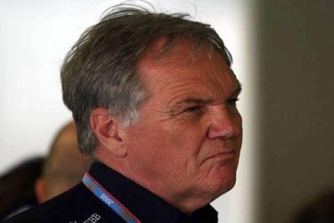 Viel Erfahrung: Patrick Head ist ein Urgestein der Formel-1-Szene