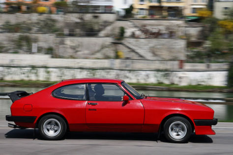 Ford Capri 2.8 Turbo