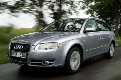TFSI mit 220 PS im Audi A4