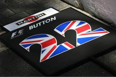 Union Jack: Das Heimrennen von Jenson Button wirft bereits seine Schatten voraus
